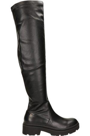 Guess Dames Hoge laarzen - Ludo overknee laarzen