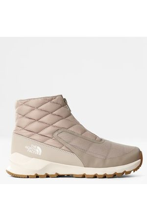 The North Face The North Face Thermoball™ Progressive-boots Met Rits Voor Dames Flax/vintage White Größe 36 Dame