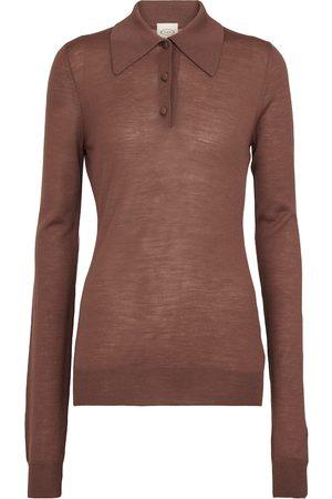 Tod's Wool polo sweater