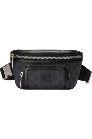 Gucci Heren Riemen - Belt bag with Interlocking G