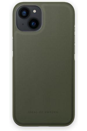 IDEAL OF SWEDEN Telefoon - Atelier Case iPhone 13 Intense Khaki