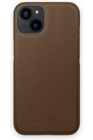 IDEAL OF SWEDEN Telefoon - Atelier Case iPhone 13 Intense Brown