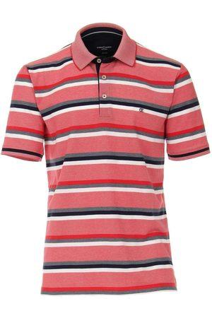 Casa Moda Regular Fit Polo shirt Korte mouw , Gestreept
