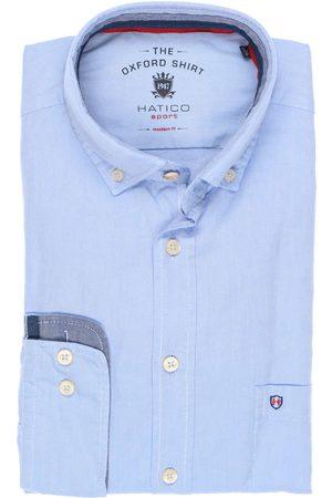 Hatico Modern Fit Overhemd , Effen