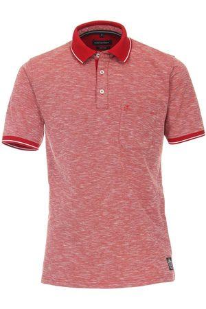 Casa Moda Casual Casual Fit Polo shirt Korte mouw / , Gestreept