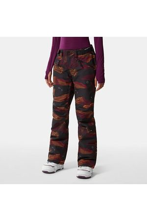 The North Face The North Face Aboutaday-skibroek Voor Dames Tnf Black Binary Half Dome Print Größe L Normaal Dame