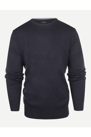 Steppin' Out Heren Pullovers - Heren Cotton Cashmere Rneck