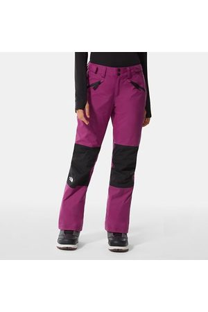 The North Face The North Face Aboutaday-skibroek Voor Dames Rxbrypnk/tnfblk Größe L Normaal Dame