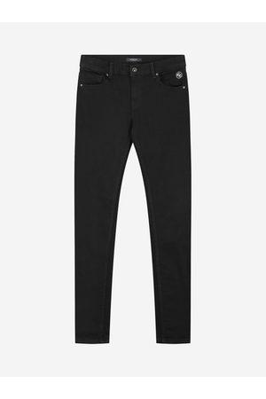 Nik & Nik Dames Skinny - Black skinny jeans 4 / Black