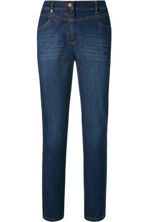 Peter Hahn Enkellange thermo-jeans pasvorm Barbara Van