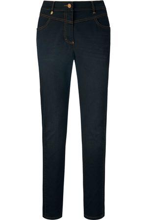 Peter Hahn Dames Jeans - Enkellange thermo-jeans pasvorm Barbara Van