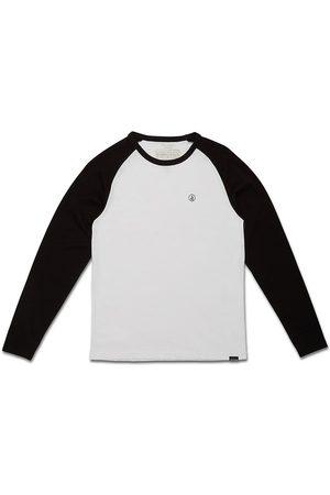 Volcom Jongens Lange mouw - Pen Basic Longsleeve T-Shirt