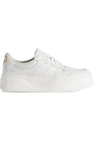 Gucci Dames Sneakers - Women's GG embossed sneaker
