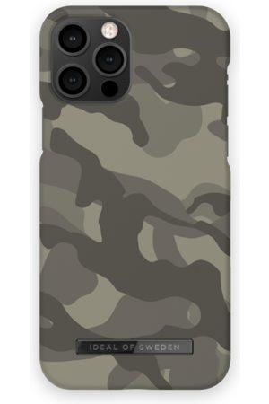 IDEAL OF SWEDEN Fashion Case iPhone 12 Pro Matte Camo