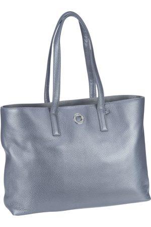 Mandarina Duck Shopper ' Leather Lux Tote Bag ZLT24