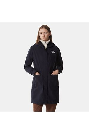 The North Face The North Face City Breeze-regenparka Ii Voor Dames Aviator Navy Größe L Dame