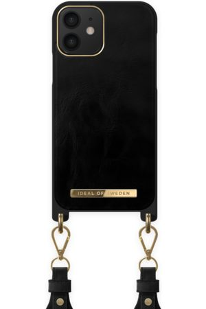 IDEAL OF SWEDEN Telefoon - Active Necklace Case iPhone 12 Dynamic Black