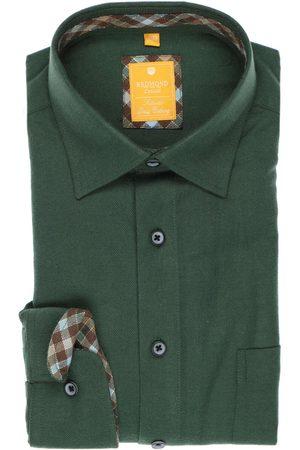 Redmond Heren Casual - Casual Modern Fit Overhemd , Effen