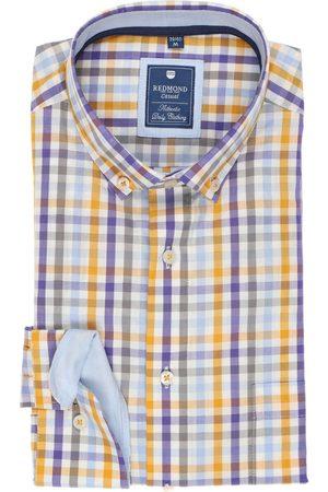 Redmond Casual Regular Fit Overhemd / , Ruit