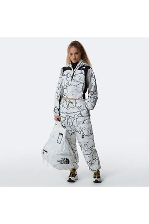 The North Face The North Face Search & Rescue Wind-broek Voor Dames Tnf White Shan Mar Search And Rescue Print Größe L Dame