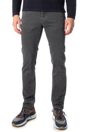Gardeur Heren Straight - Jeans Grijs BRADLEY 470881