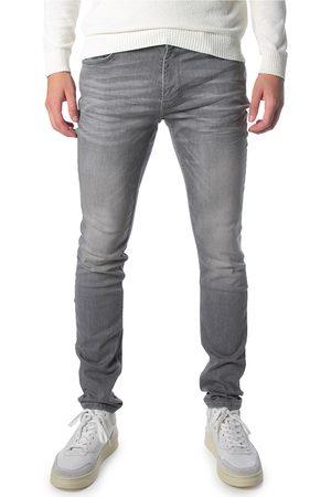 Purewhite Jeans Grijs The Jone W0105