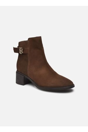 Tommy Hilfiger HARDWARE TH MID HEEL BOOT by