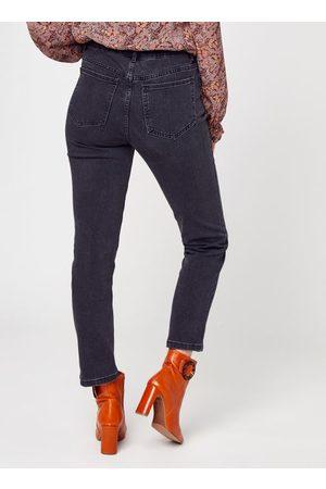 VILA Vistray Crowi Rw Straight 7/8 Jeans by