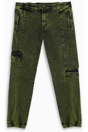 A-cold-wall* Military green cargo jeans