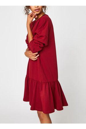 Noisy May Dames Casual jurken - Nmlino L/S Short Sweat Dress by