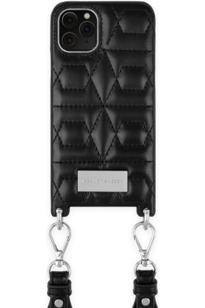 IDEAL OF SWEDEN Telefoon - Statement Necklace iPhone 11 Pro Quilted Black
