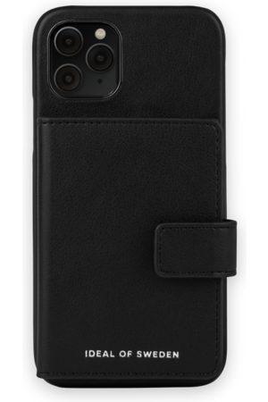 IDEAL OF SWEDEN Telefoon - Statement Case iPhone 11 Pro Intense Black - Card Pocket