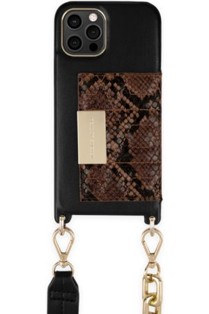 IDEAL OF SWEDEN Telefoon - Statement Necklace iPhone 12 Pro Max Sunset Snake