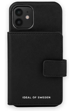 IDEAL OF SWEDEN Telefoon - Statement Case iPhone 12 Mini Intense Black - Card Pocket