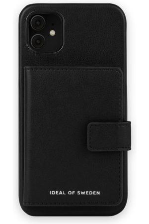 IDEAL OF SWEDEN Telefoon - Statement Case iPhone 11 Intense Black - Card Pocket