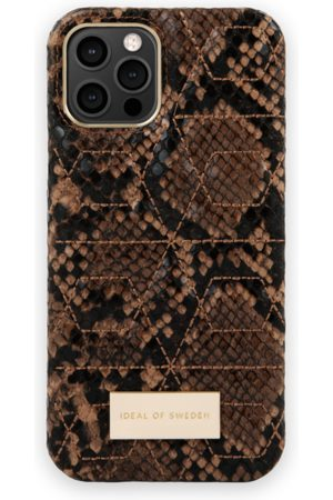 IDEAL OF SWEDEN Telefoon - Statement Case iPhone 12 Pro Rusty Snake