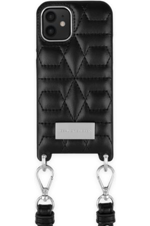 IDEAL OF SWEDEN Telefoon - Statement Necklace iPhone 12 Mini Quilted Black