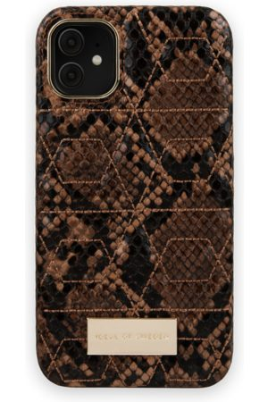 IDEAL OF SWEDEN Telefoon - Statement Case iPhone 11 Rusty Snake