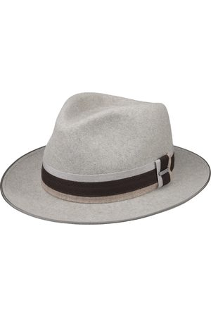 Stetson Fedora Mélange Haarvilt by