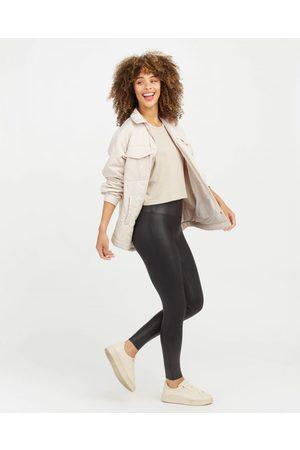 Spanx Dames Leggings & Treggings - Faux Leather Legging  