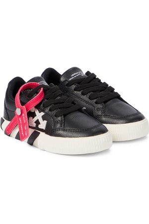OFF-WHITE Sneakers - Low Vulcanized leather sneakers