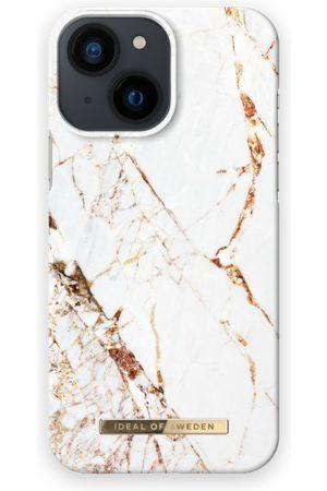 IDEAL OF SWEDEN Fashion Case iPhone 13 Mini Carrara Gold