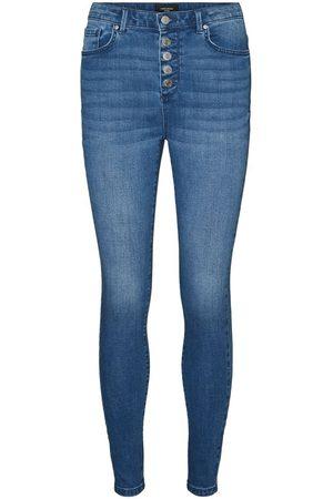 VERO MODA Dames High waisted - Vmsophia High Waist Skinny Fit Jeans Dames
