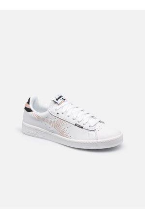 Diadora Dames Sneakers - Game L Low Zig Zag Wn by