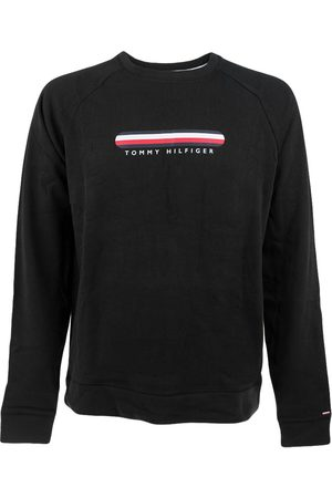Tommy Hilfiger Heren Sweaters - Track logo O-hals sweater