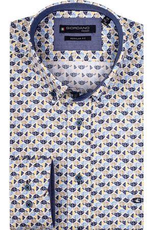 Giordano Kennedy Regular Fit Overhemd , Motief