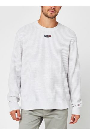 Tommy Jeans Heren Sweaters - Tjm Structured Graphic Sweater by