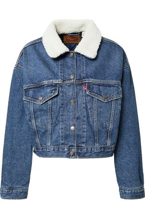 Levi's Tussenjas 'CROPPED LOOSE SHERPA