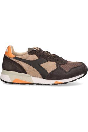 Diadora Heren Sneakers - Trident 90 Suede SW Beige/