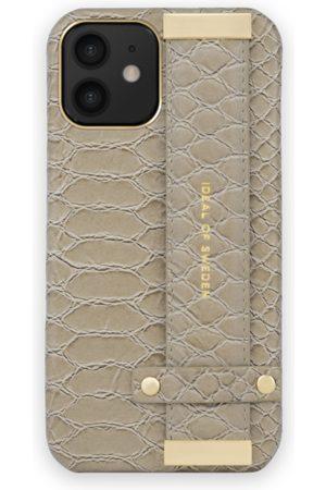 IDEAL OF SWEDEN Statement Case iPhone 12 Mini Arizona Snake Strap Handle